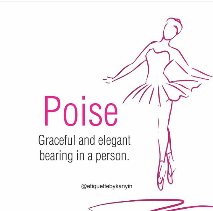 what is poise?