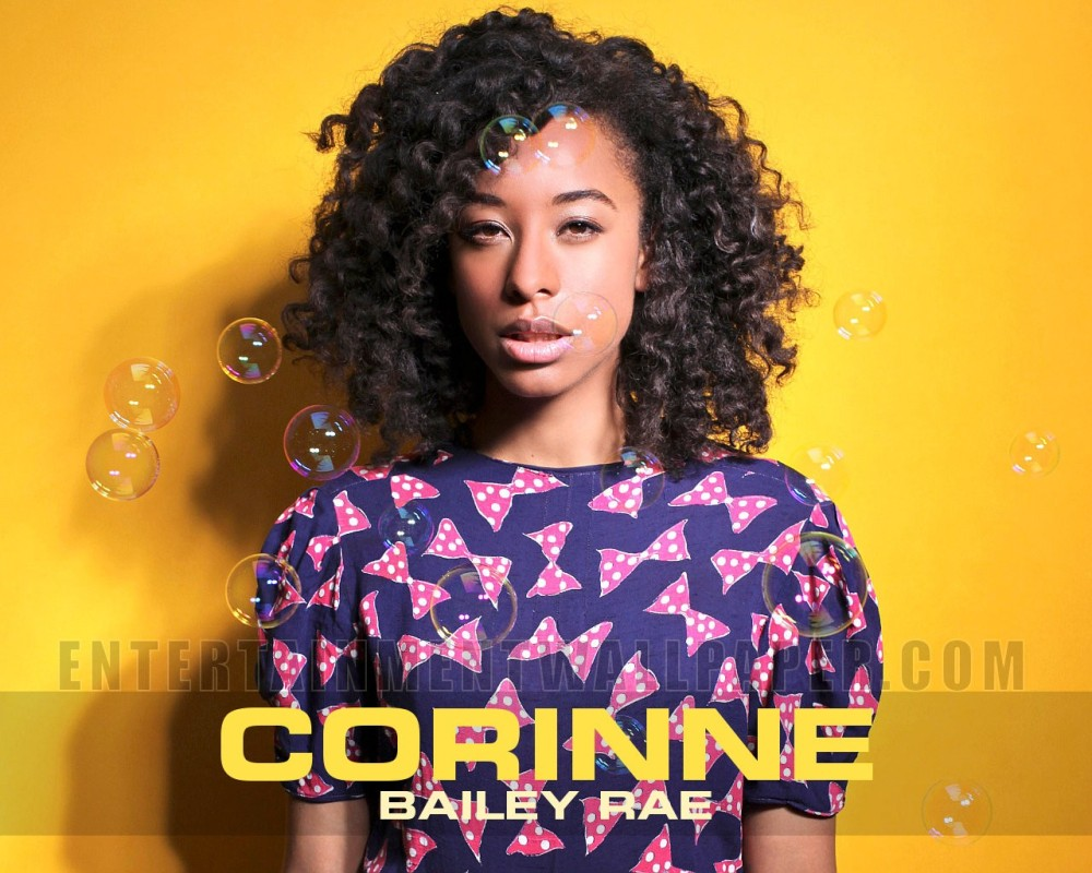 Who is Corinne Bailey Rae