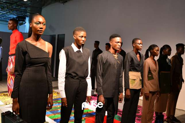 Emmy Kasbit Lagos Fashion Week 2018