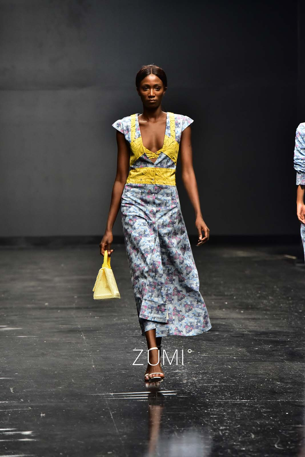 Lisa Folawiyo at Lagos Fashion Week 2018