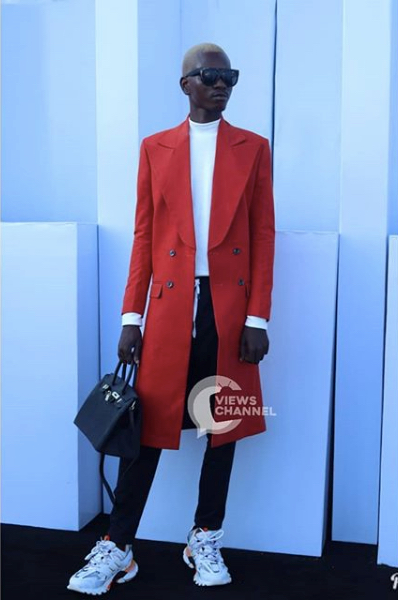 Lagos Fashion Week Street Style