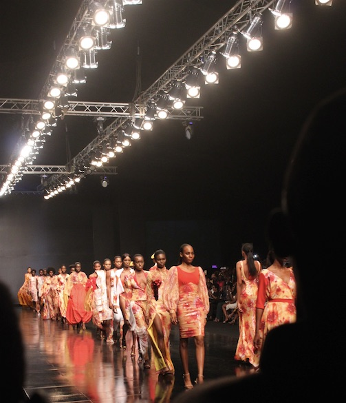 The Dew Collection at Lagos Fashion Week 2018