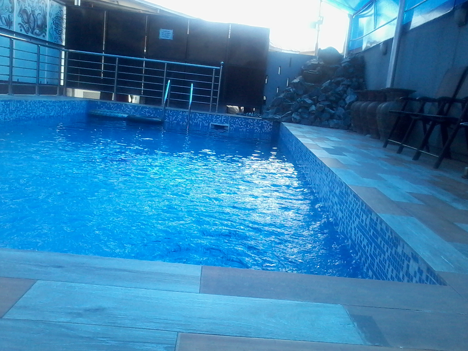 places to chill in Lagos