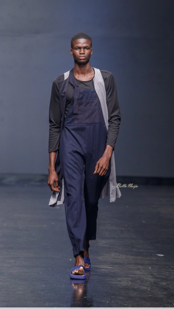 Lagos Space Programme at Lagos Fashion Week 2018