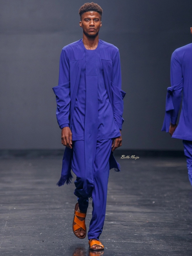 JZO at Lagos Fashion Week 2018
