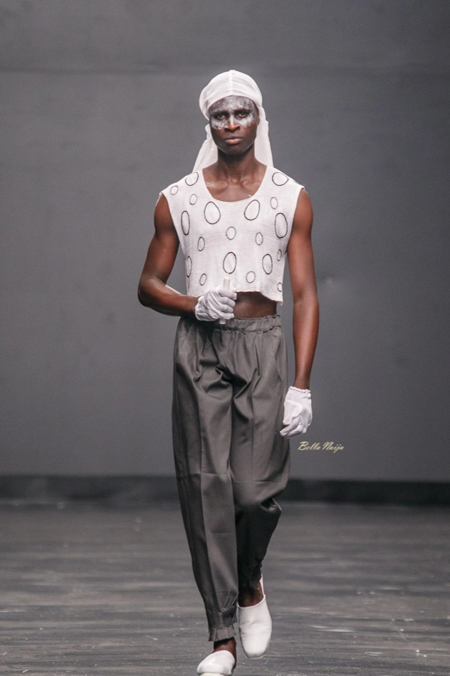 Bloke FF at the Lagos Fashion Week 2018