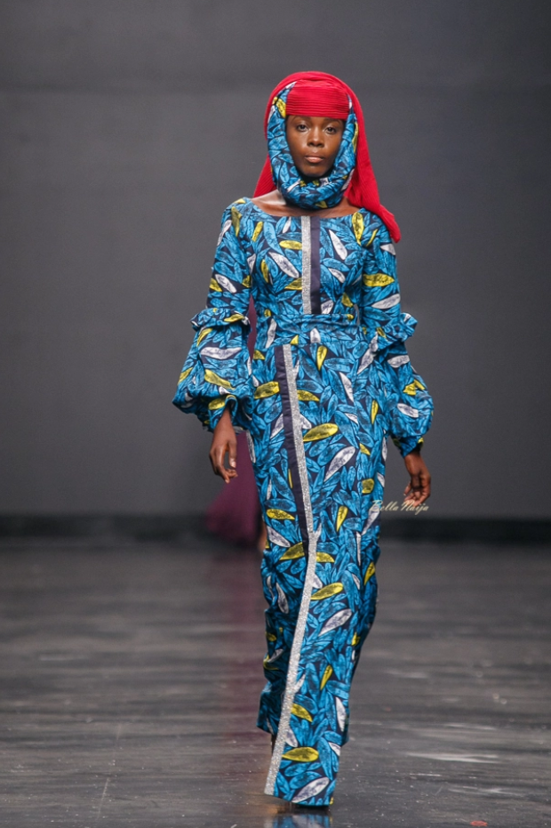 House of Kayah at the Lagos Fashion Week 2018
