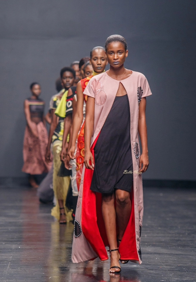 Black Coffee at Lagos Fashion Week 2018