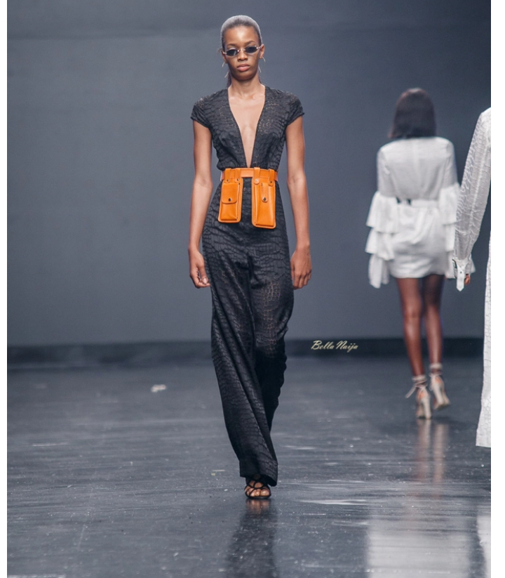 TTYA  at Lagos Fashion Week 2018