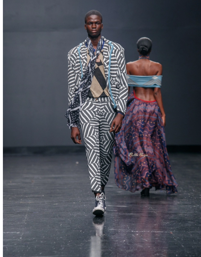 Maxhosa by Laduma at Lagos Fashion Week 2018