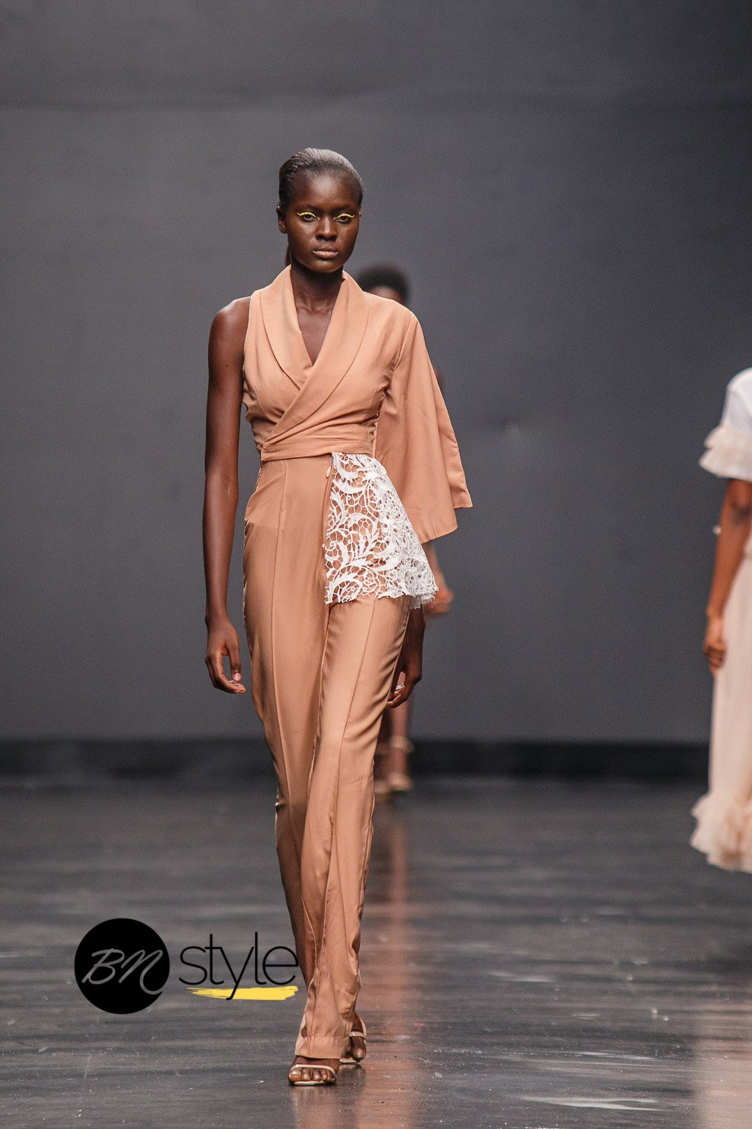 Demure by Denike at the Lagos Fashion Week 2018