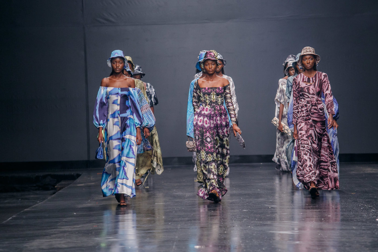 Tongoro at Lagos Fashion Week 2018