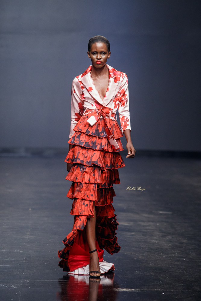 Hephzibah at Lagos Fashion Week 2018