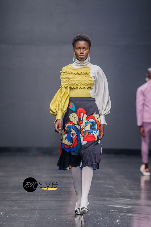 Rich Mnisi at Lagos Fashion Week 2018