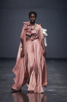 Sisiano x Mitzubuishi at Lagos Fashion Week 2018