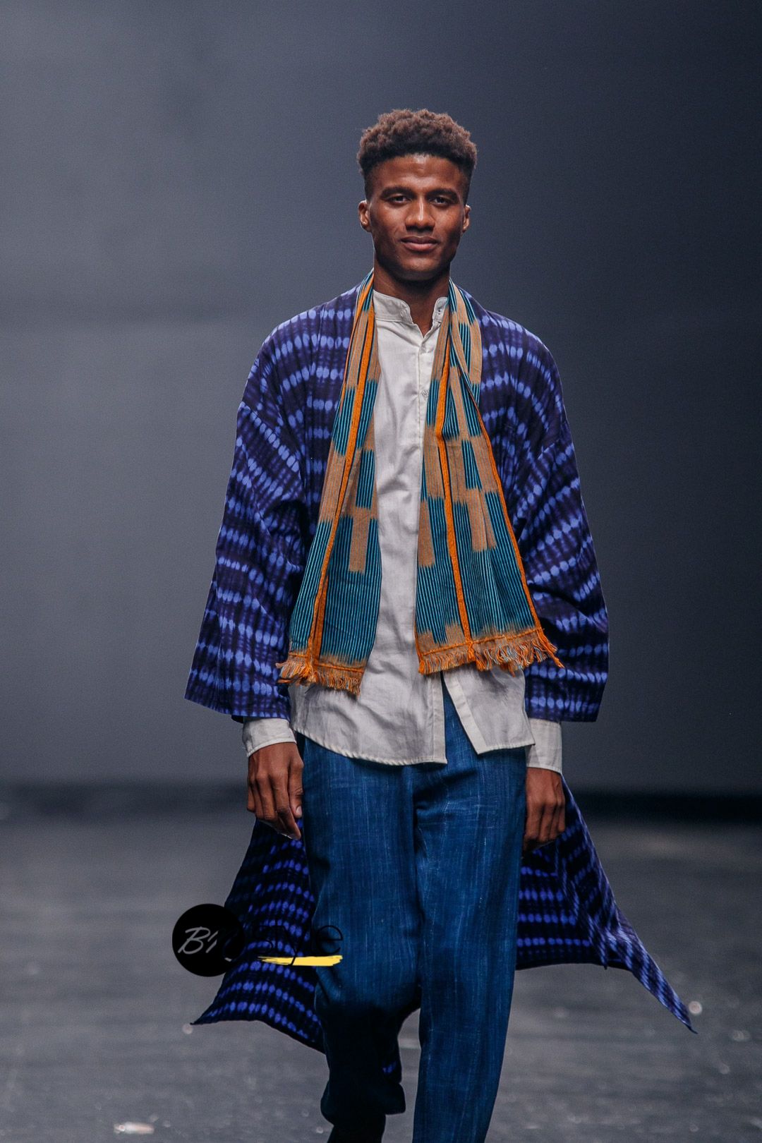 Studio 189 at Lagos Fashion Week 2018