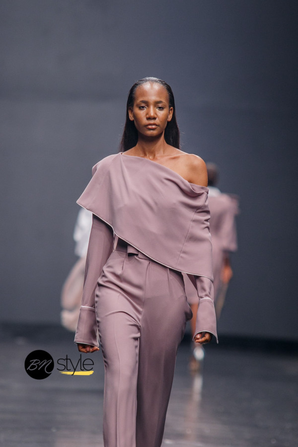 Style Temple at Lagos Fashion Week 2018