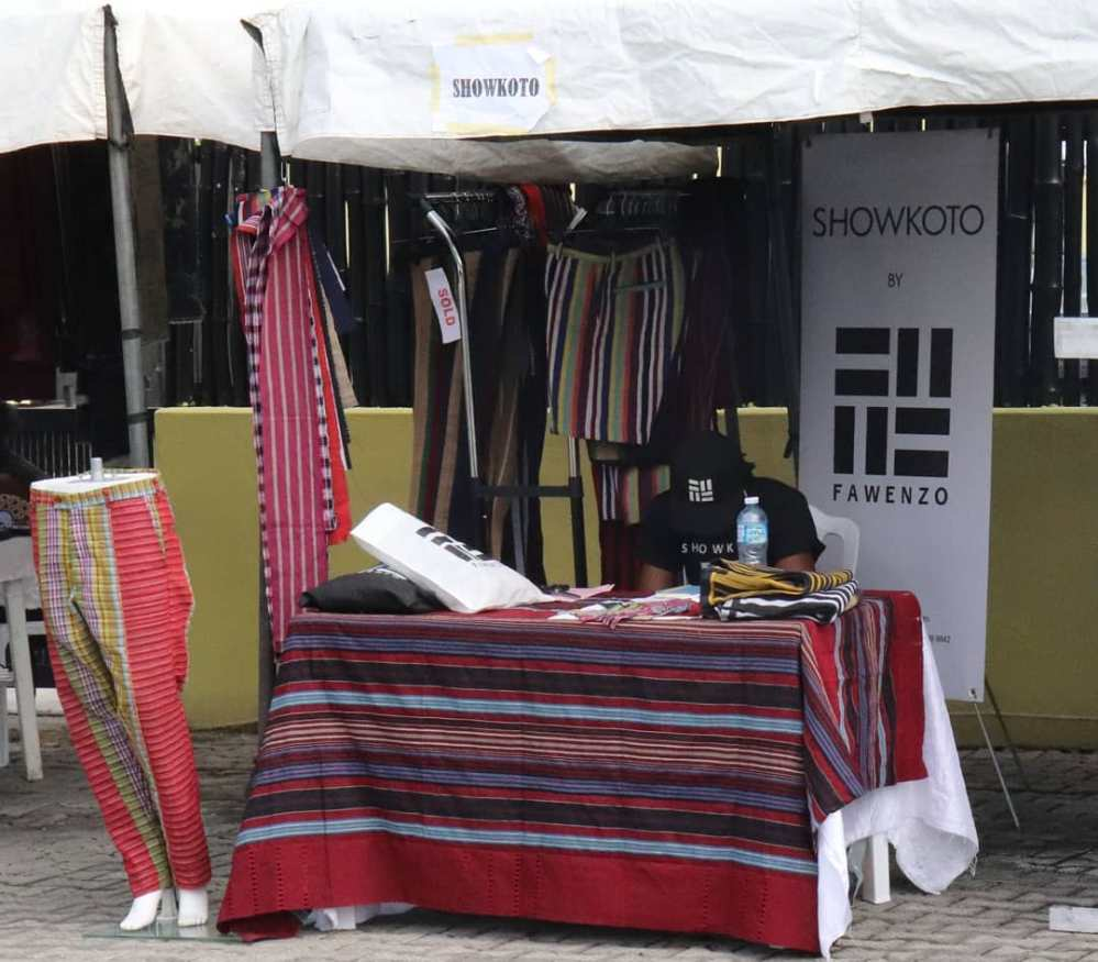 where to get aso oke pants in Lagos