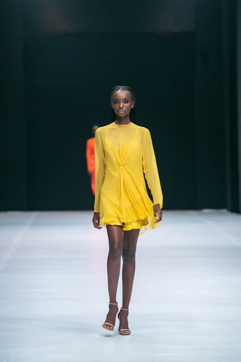 Bridget Awosika, Lagos Fashion Week SS20
