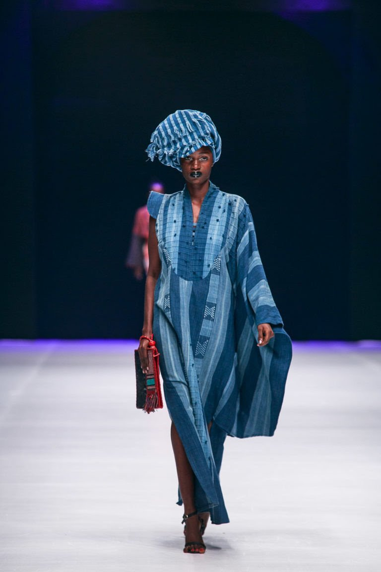 Awa Miete, Lagos Fashion Week SS20