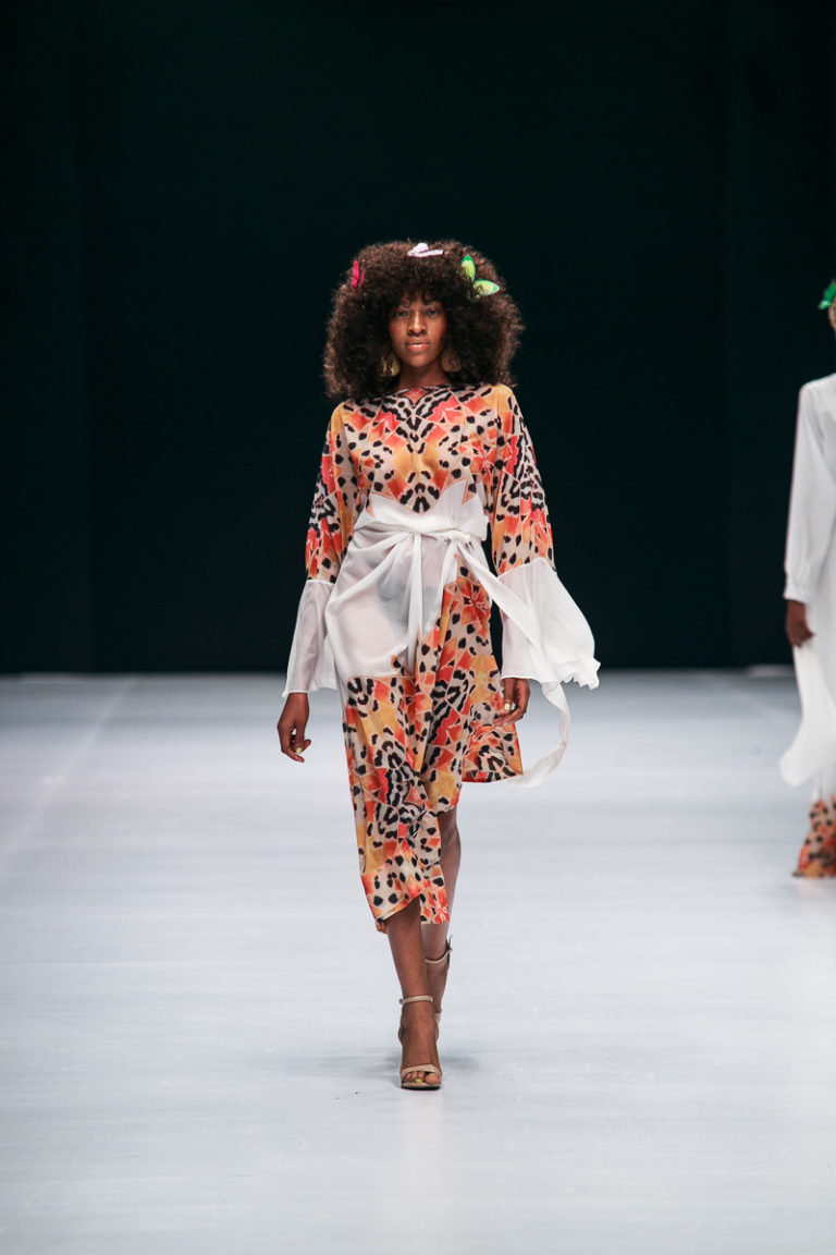Andrea Iyamah, Lagos Fashion Week SS20