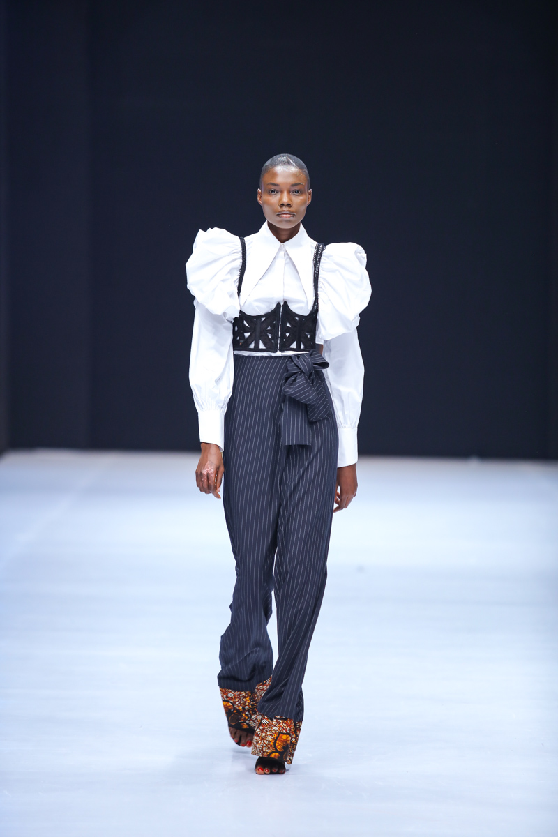 Christie Brown, Lagos Fashion Week SS20