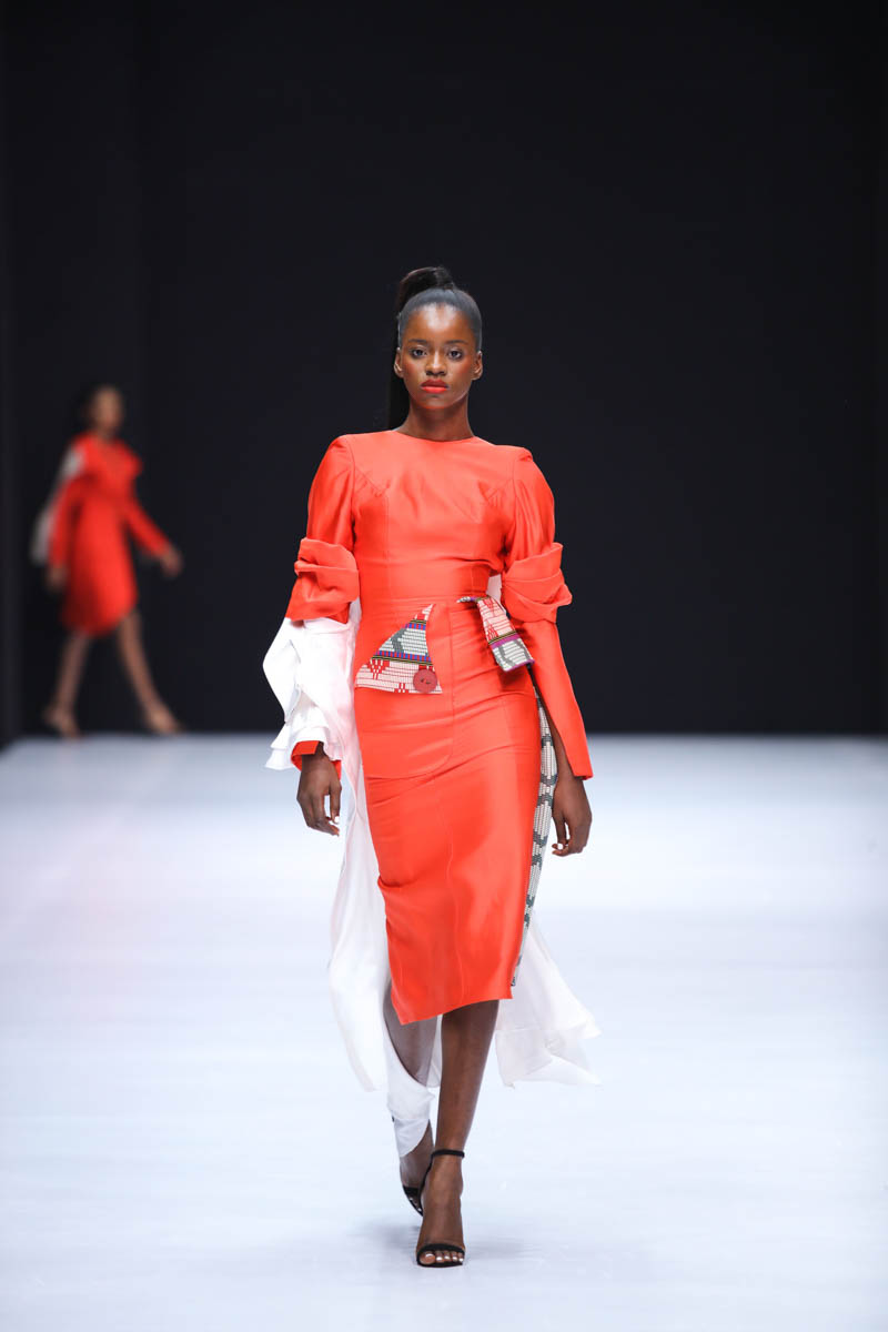 Cynthia Abila, Lagos Fashion Week SS2