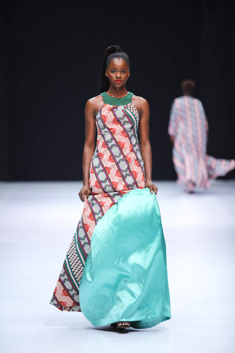 Cynthia Abila, Lagos Fashion Week SS20