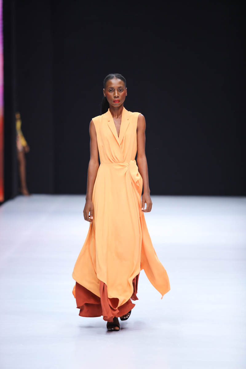 Cynthia, Lagos Fashion Week SS20