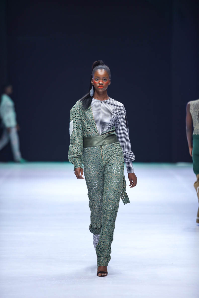 Odio Mimonet, Lagos Fashion Week SS20