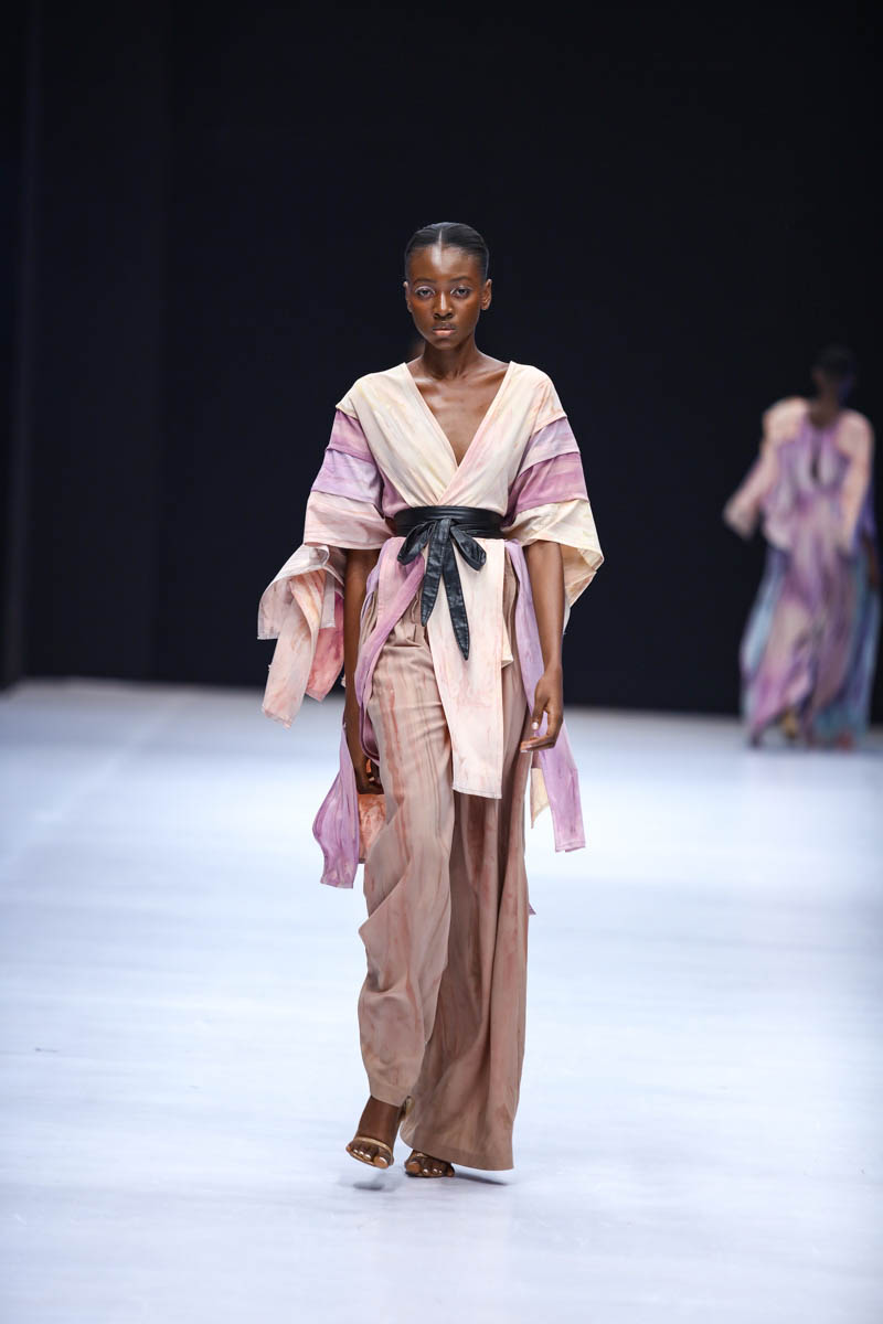 Sisiano, Lagos Fashion Week SS20