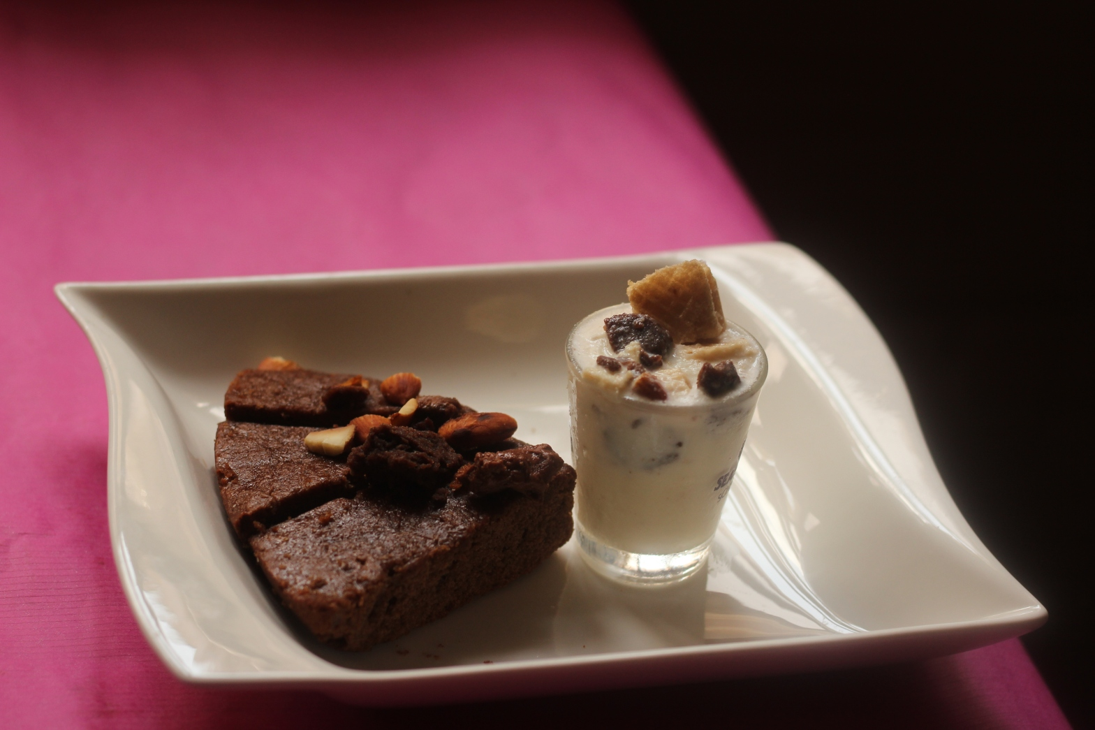Almond Brownie Recipe